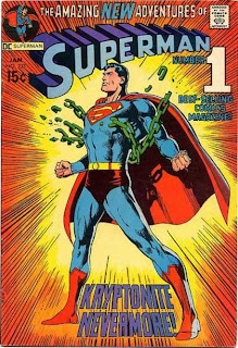 Cover of Superman #233 by Neal Adams