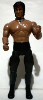 Rambo action figure from 1985