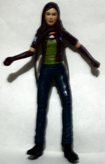 Anna Paquin as Rogue action figure from The X-Men movie