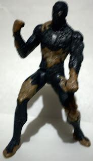 Super Kick Spider-Man action figure