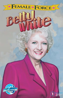 Cover of Female Force: Betty White by Juan Mar Studios