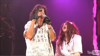 Alice Cooper Be My Lover from Theatre of Death