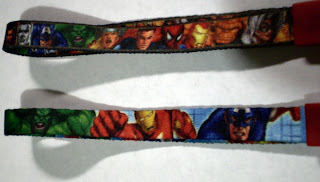 Marvel Heroes wristbands #2