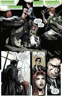 Page 9 of Bruce Wayne The Road Home Oracle #1