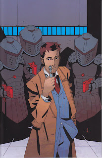 Cover RI of Doctor Who #6 from IDW