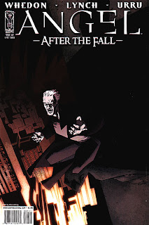 Cover B of Angel: After The Fall #7 from IDW