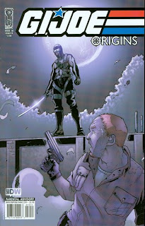 Cover B of G.I. Joe: Origins #10 from IDW