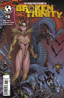 Cover B of Broken Trinity #3 from Image
