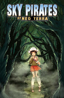 Cover of Sky Pirates of Neo Terra from Imagee