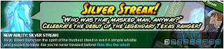 Silver Streak at Superhero City