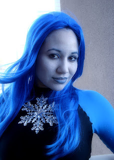 Silena Evion As Killer Frost #3