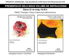 REFRACCIONS, FNAC, TRIANGLE, PLAÇA DE CATALUNYA