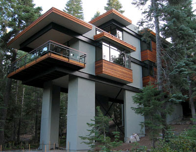 Modern Residential Design Jls Design Steel Tree House