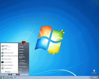 Mengubah Tampilan Windows XP Seperti Windows7
