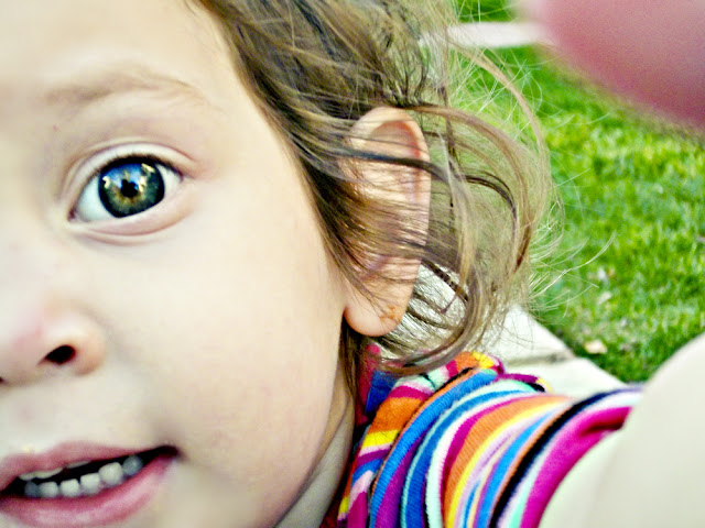 Afton extreme closeup
