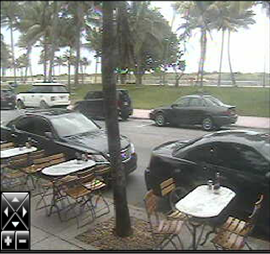 FL:  Miami, News Café South Beach