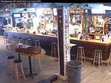 SC:  Isle of Palms, Windjammer, Club Cam