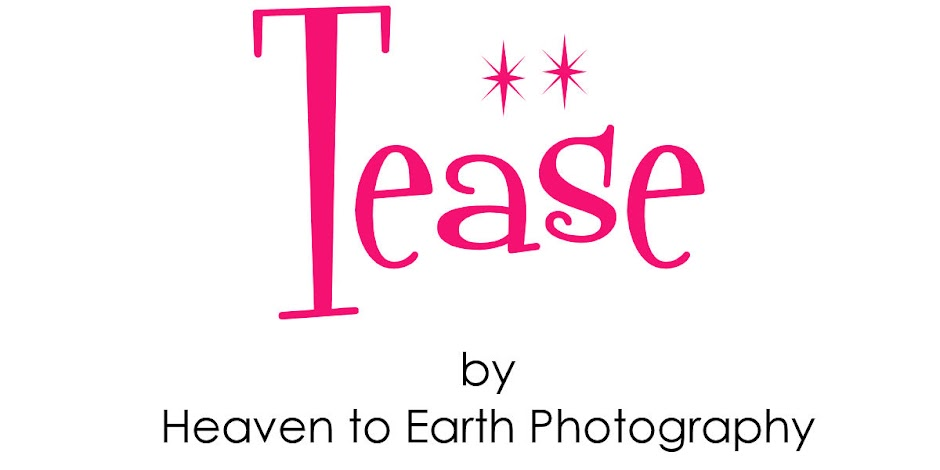 Tease by Heaven to Earth Photography
