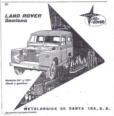 historia del automovil en malaga - a u00d1o 1960
