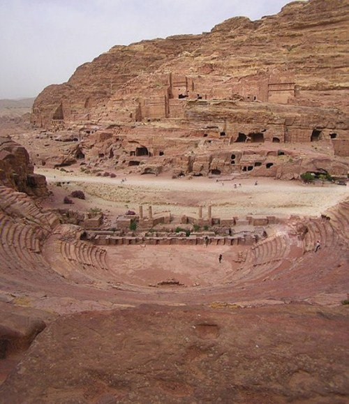 BOOM ON: The Ancient City Of Petra