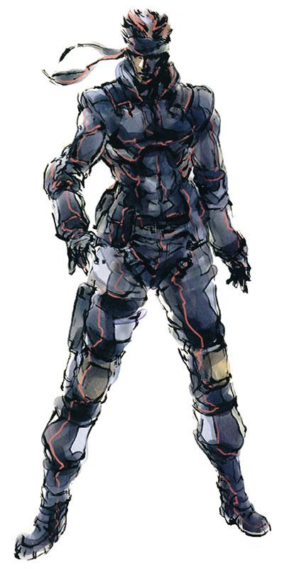 ¿Cuales son vuestros heroes favoritos? (Edicion videojueguil) Mgs-solid-snake