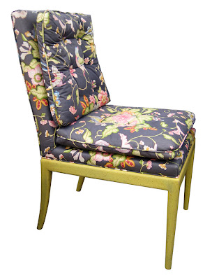 overdone dining chairs at