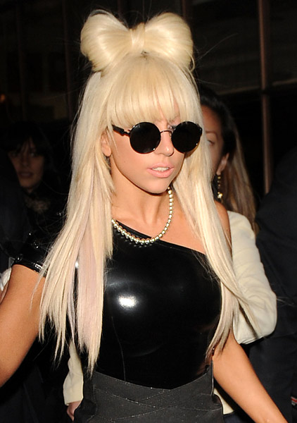 Lady Gaga, has said she's sticking to what shot
