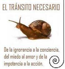 """Ir a """"El Tránsito Necesario"""""""