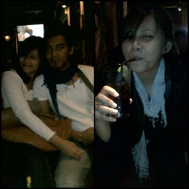 My lovely sis n bf dy ^.^