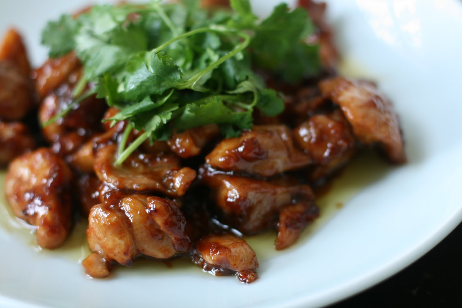 Honey Soy Stir Fried Chicken: Can I order an easier life ...