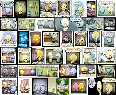 Dreams Factory Cute Emo Cartoons