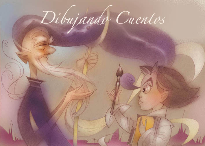 Dibujando cuentos