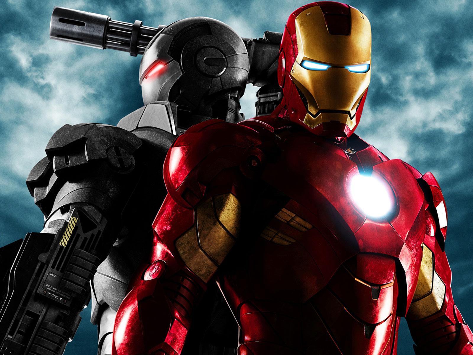 Iron Man 2   Big screen NZ