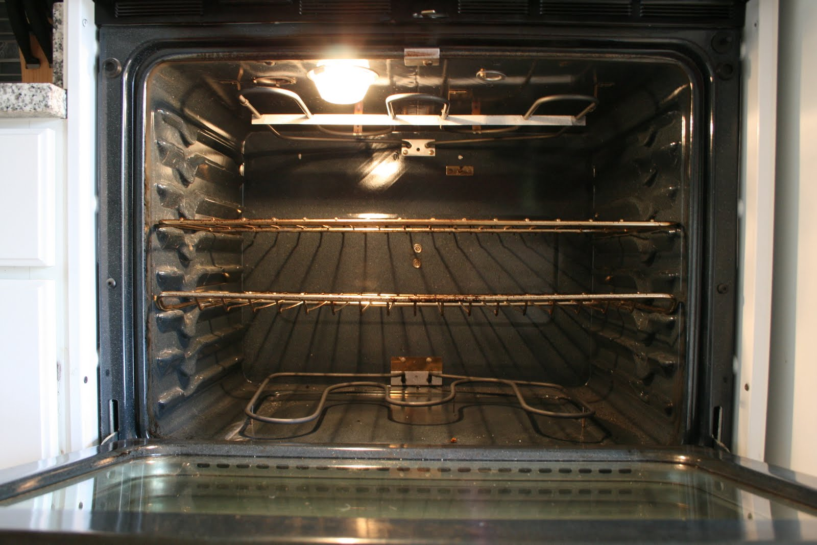 Literally Organized Simple Fixes Part 2 Oven Cleaning
