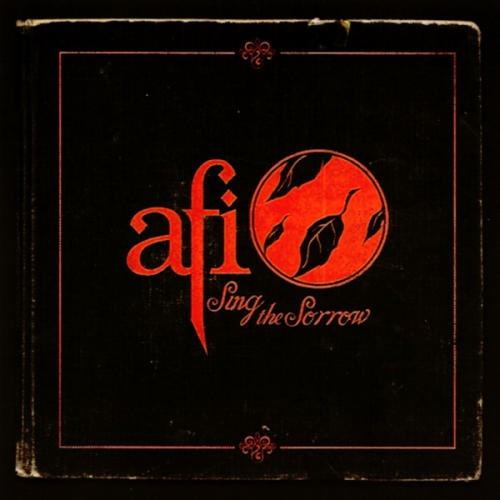 for the first time in a long time I listened to AFI's Sing the Sorrow.