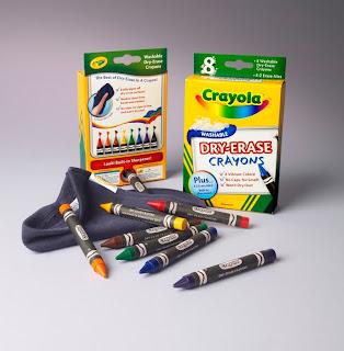 Dry-Erase Crayons