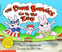 Great book: Dumb Bunnies