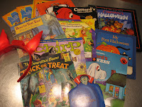 Hallowe'en books for kids