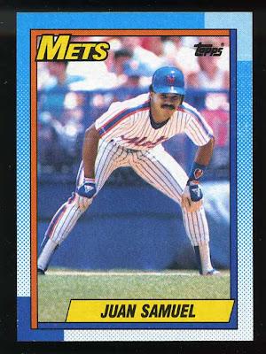 1988 Topps Juan Samuel