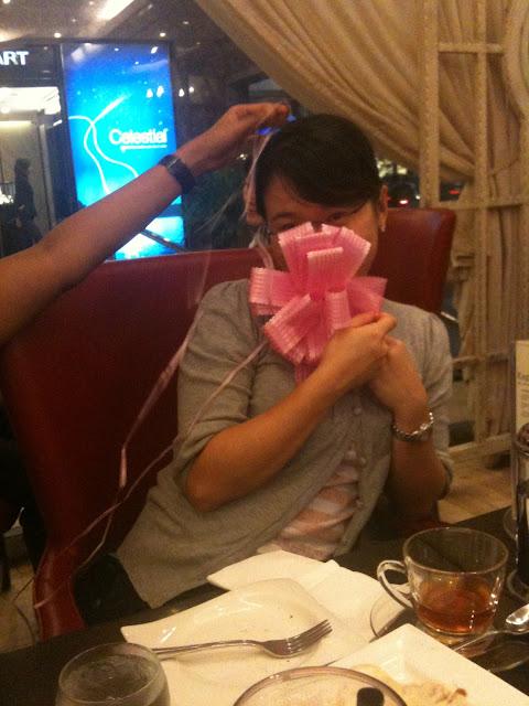 Belated post ~ Sumita's Birthday 11