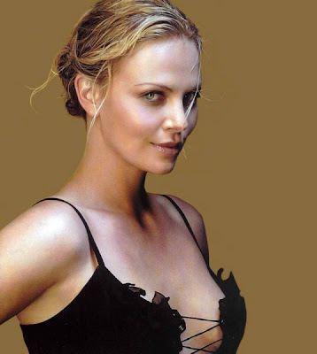 charlize theron nude photoshoot