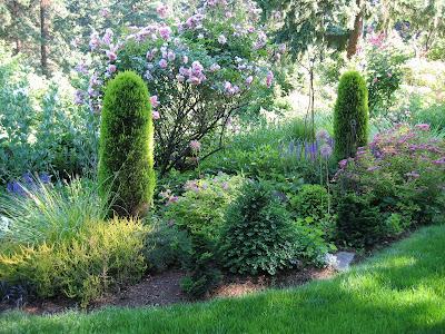 Portland Garden Geek English Garden design photos
