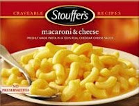 stouffers frozen mac and cheese cooking instructions
