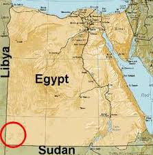 Menas Associates Egypt Fears Southern Sudans Secession Could - Map of egypt libya and sudan