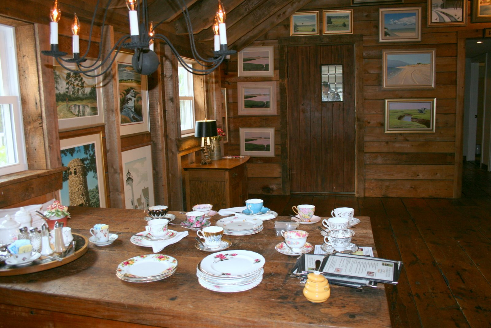 Borsari Gallery Tea Room