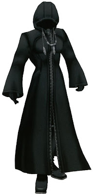 Um membro da Irmandade dos Dez Olhos! (Na verdade é um membro da Organization XIII ! =D)