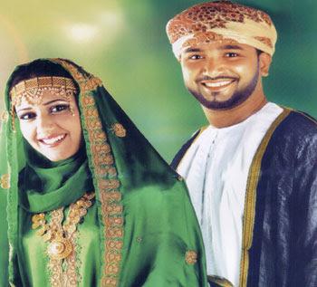 Omani Traditional Clothes Men