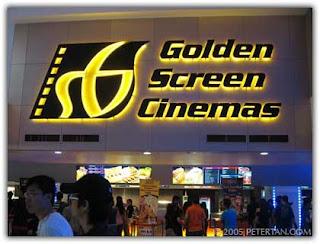 Golden Screen Cinemas (GSC)