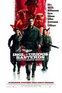 Filme poster Inglourious Basterds BRRip DVDRip RMVB Legendado