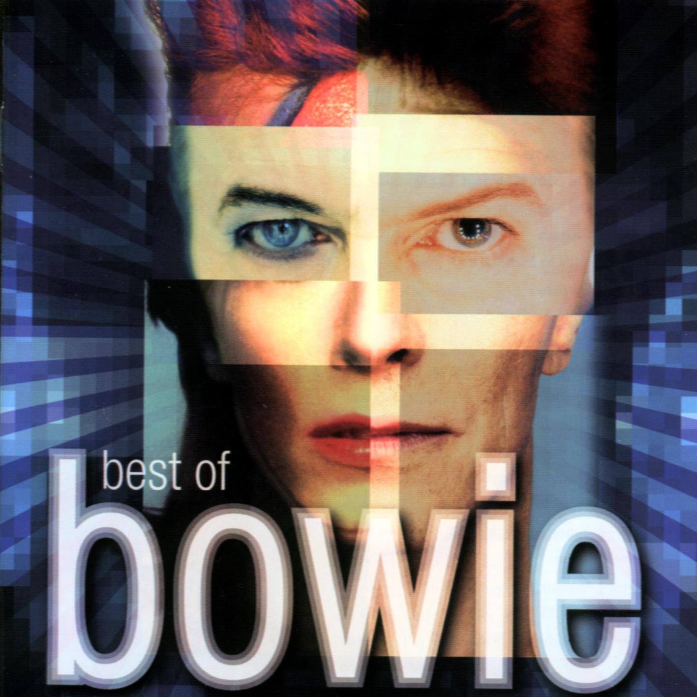 David Bowie Best of Album